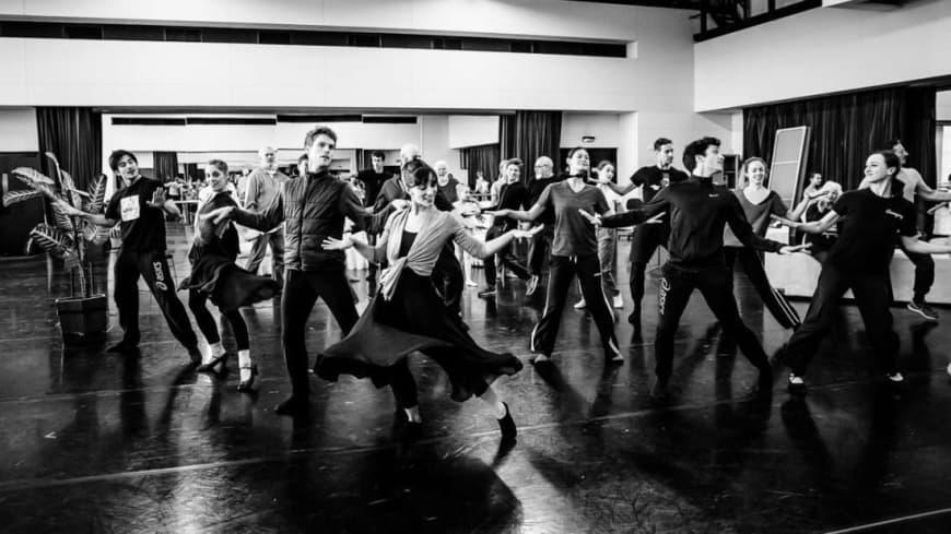 Danseurs du Ballet de l'Opéra