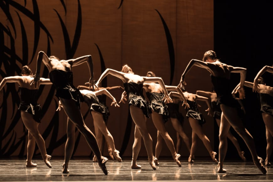 Emergence, Crystal Pite, avec les danseurs du Pacific Northwest Ballet, 2013, McCaw Hall, Seattle