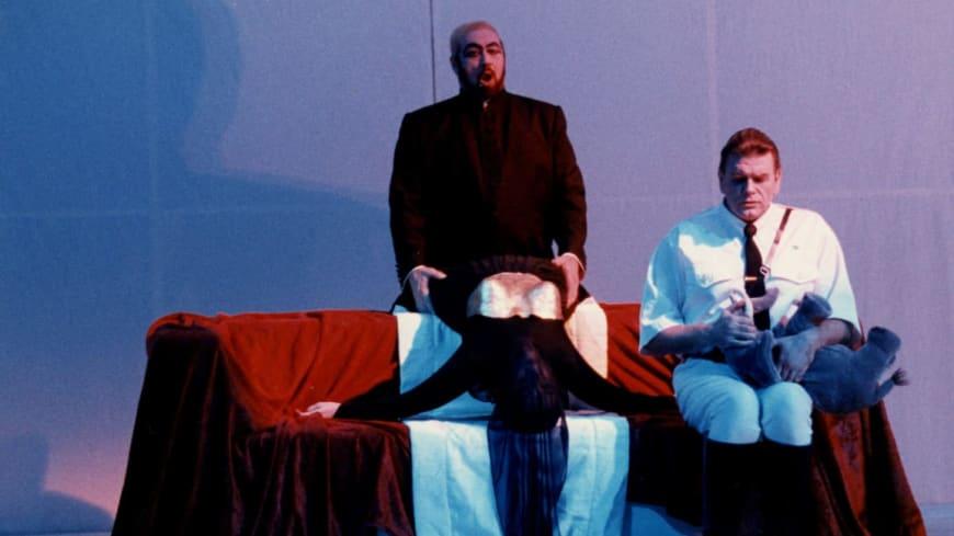 Aida, 1994, mise en scène de Peter Konwitschny, Graz