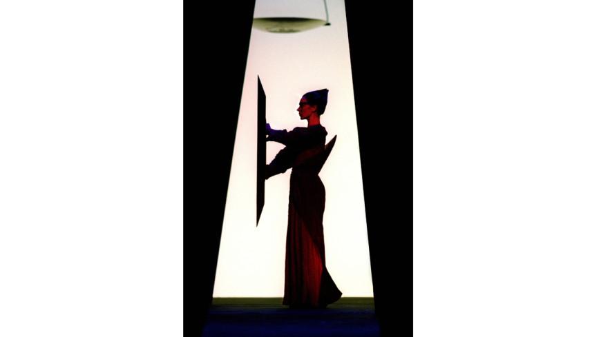 Aida, 2003, mise en scène de Robert Wilson, Royal Opera House, Londres