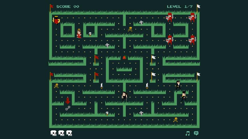 Le jeu vidéo Richard III Attacks !
