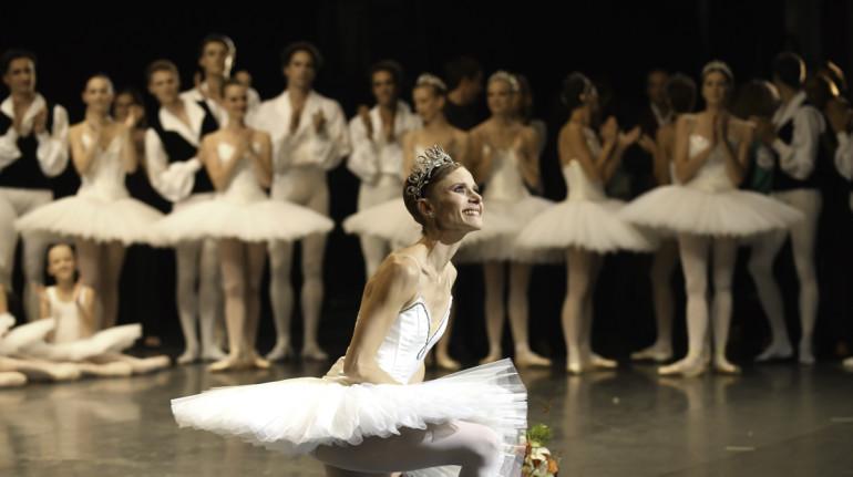 Les adieux de Laëtitia Pujol, danseuse Étoile