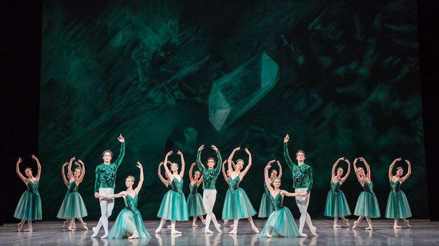 Joyaux - George Balanchine (saison 17/18)