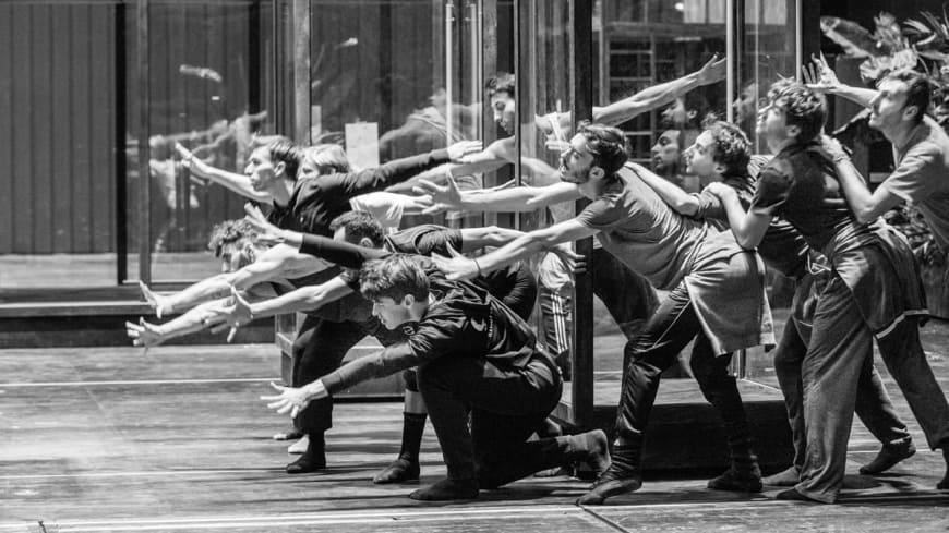 Les danseurs de La Damnation de Faust