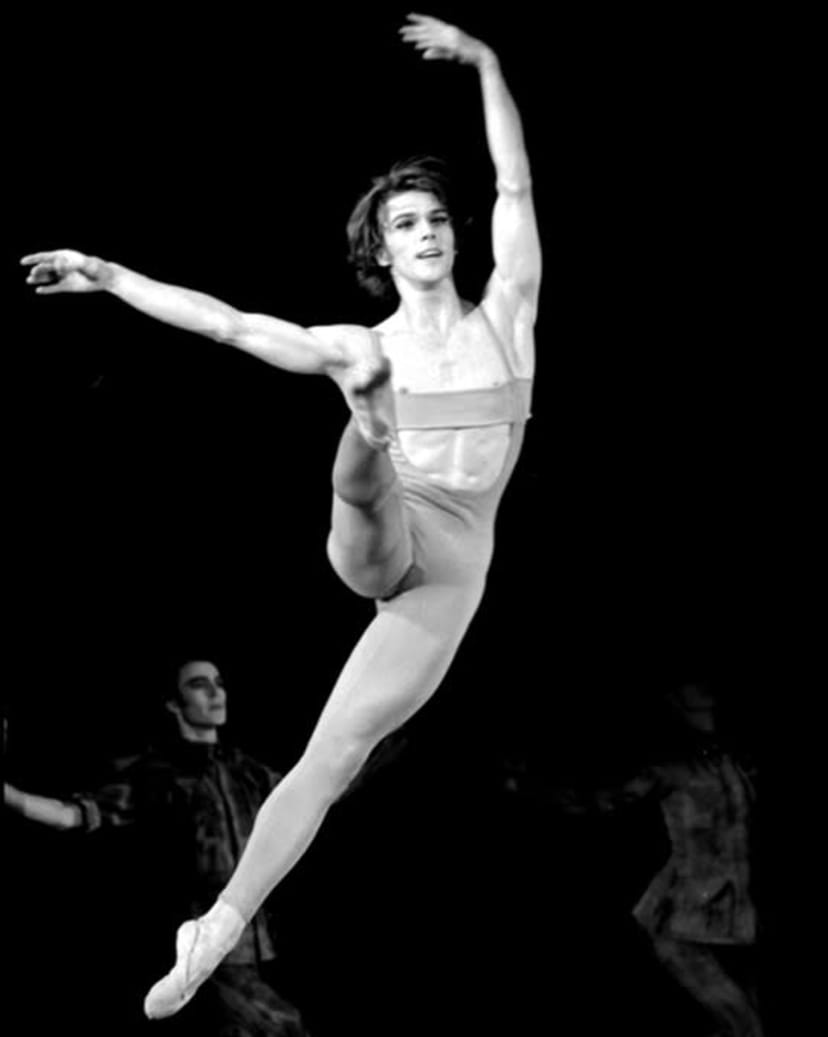 Maîtres à danser: Michaël Denard