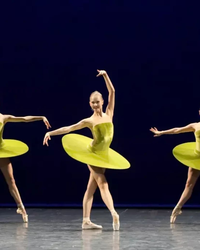 William Forsythe: dance and machines