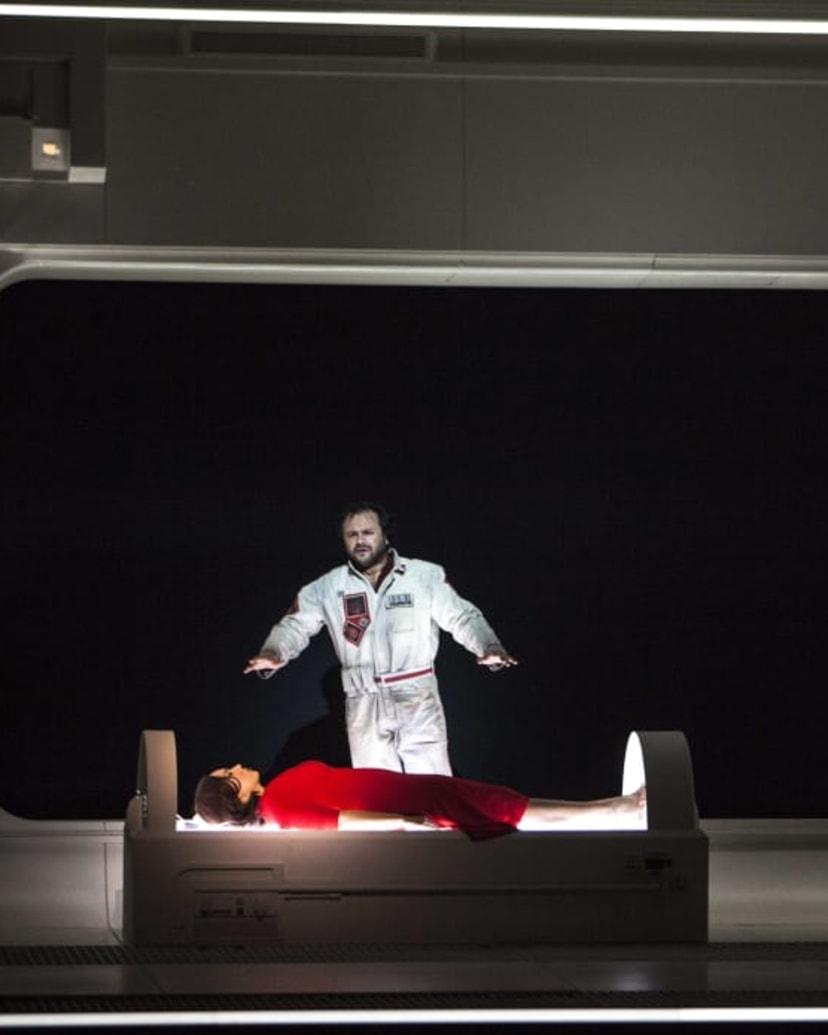 Facing Death in operas