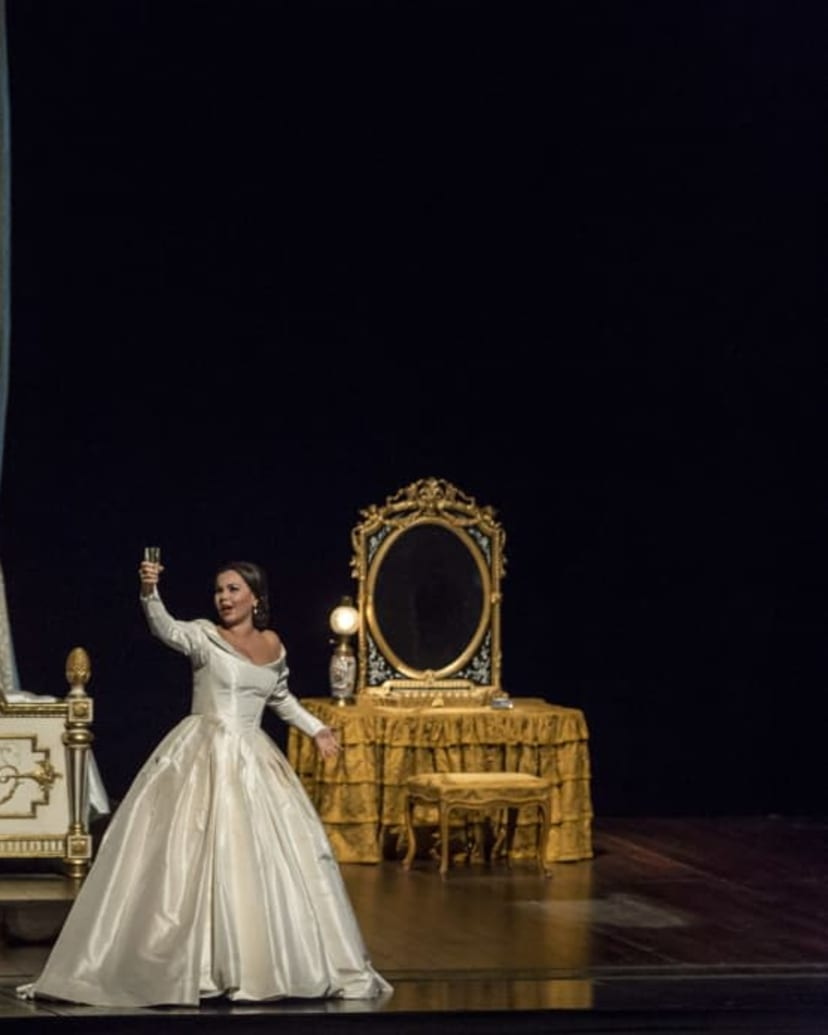 The 19th century opera