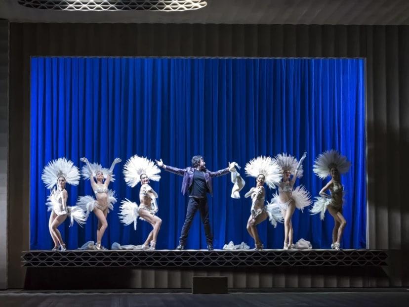 Quiz: Actors and crooners at the Opera