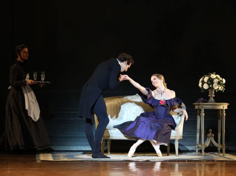 Blind test - Séduire sur un air de ballet