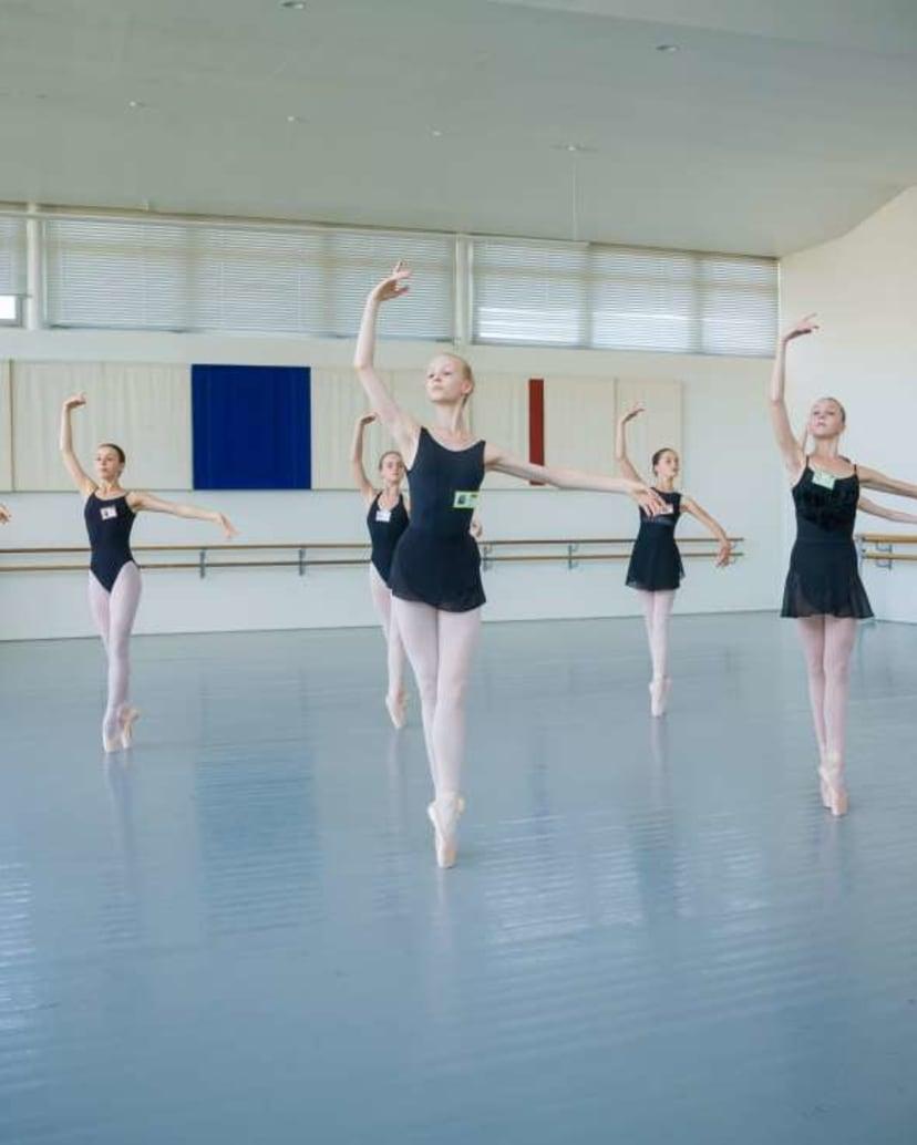 Les compétitions de danse