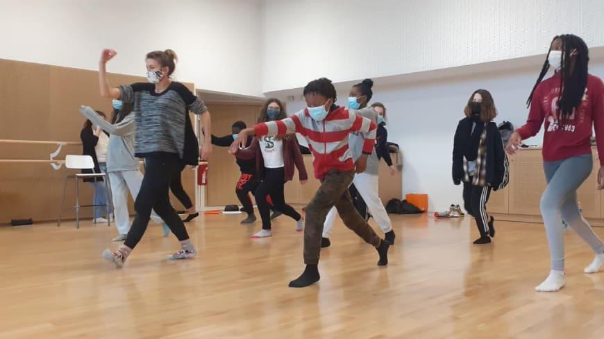 Classe Danse 1