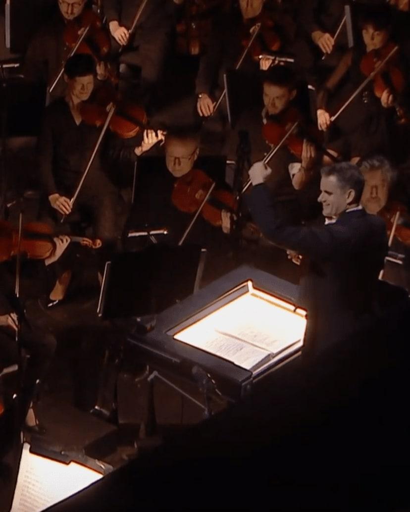 Métier: Chef d'orchestre