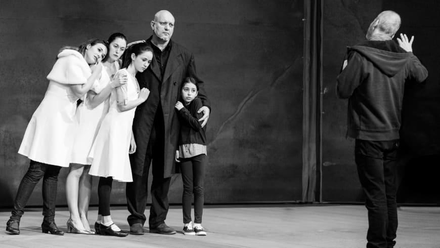 Henri Bernard Guizirian (double de Rigoletto), Claus Guth