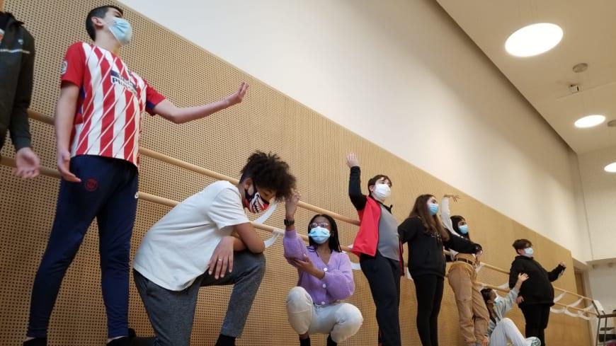 Classe de danse 2