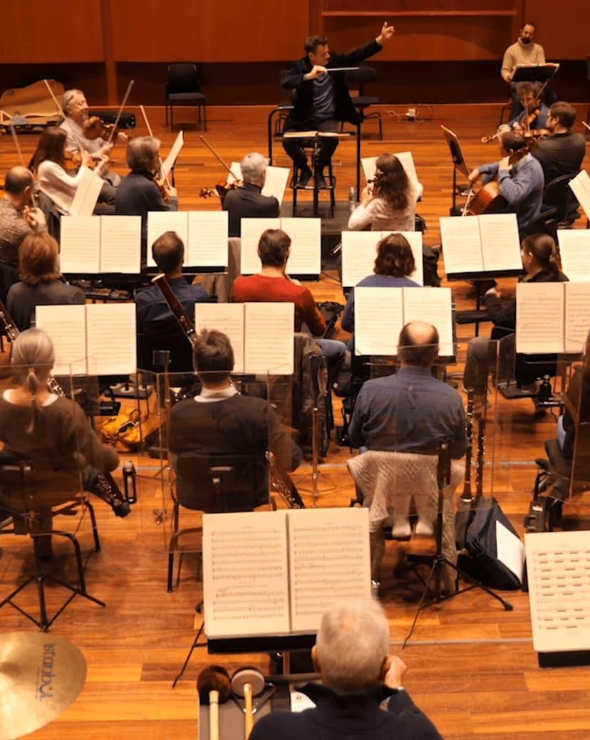 L'Orchestre de l'Opéra de Paris