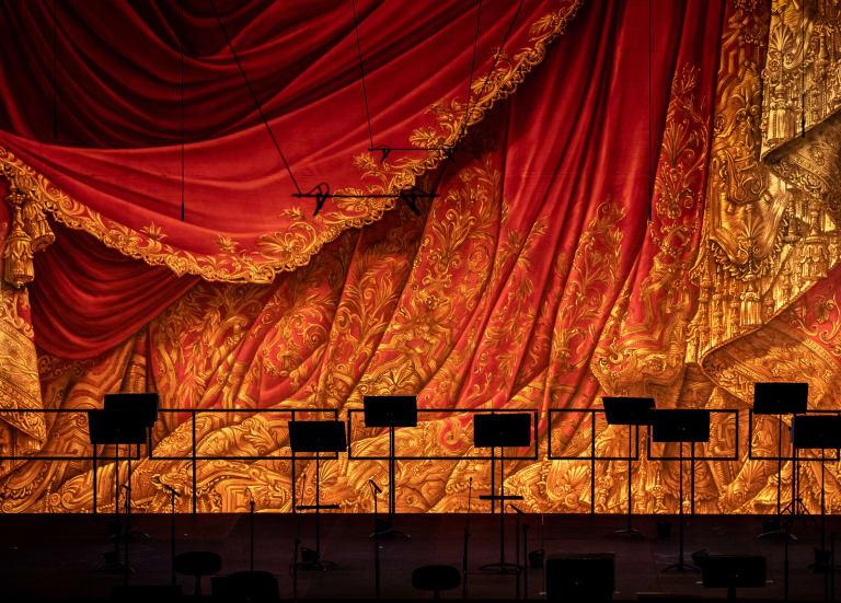Opera de París: CONCERT BACH