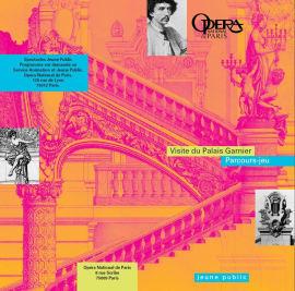 Pour Decouvrir En Samusant Le Palais Garnier Et Son Histoire Les Richesses De Architecture Sa Decoration Vous Pouvez Utiliser Avec Vos Enfants