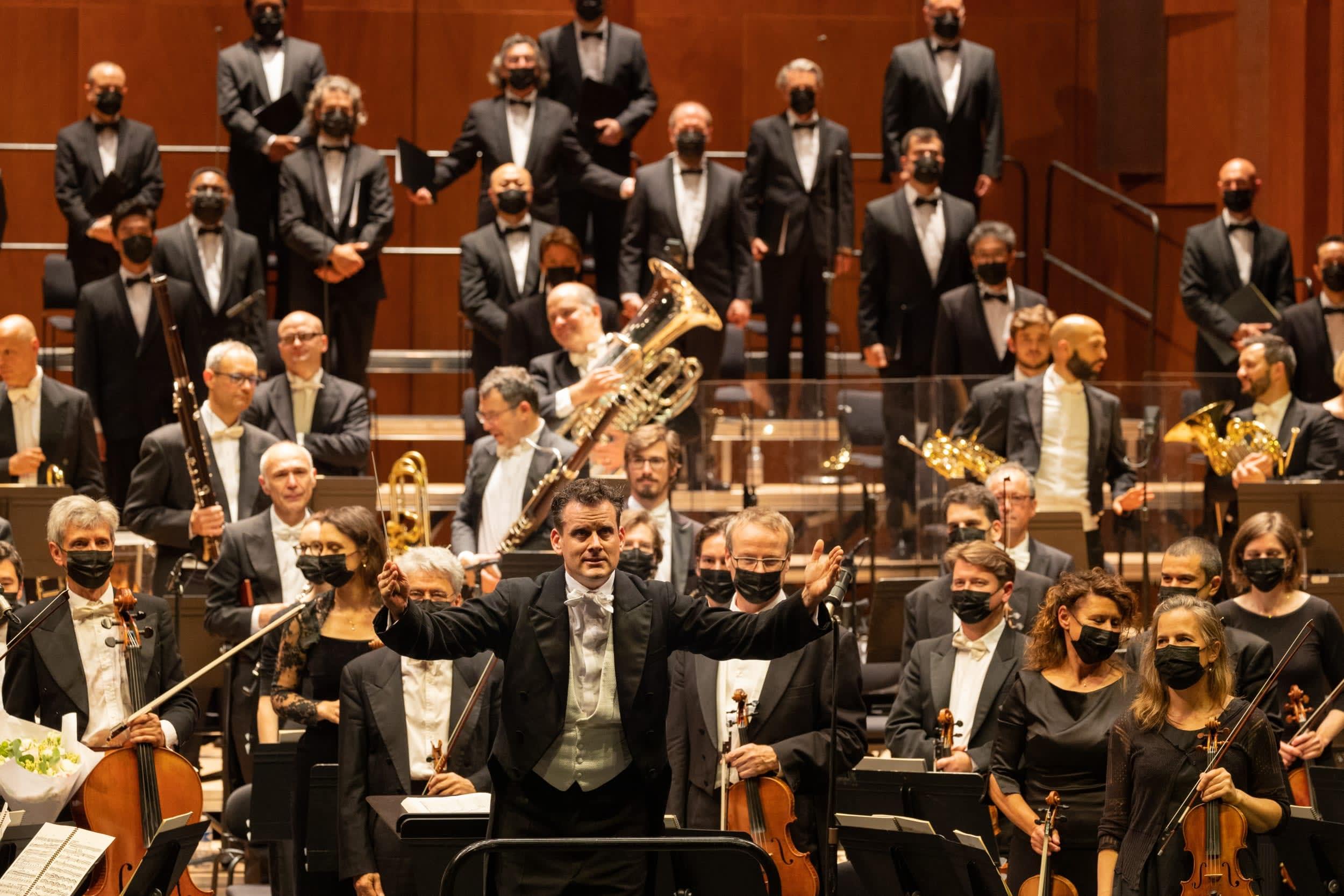 Concert exceptionnel - Philippe Jordan - 2
