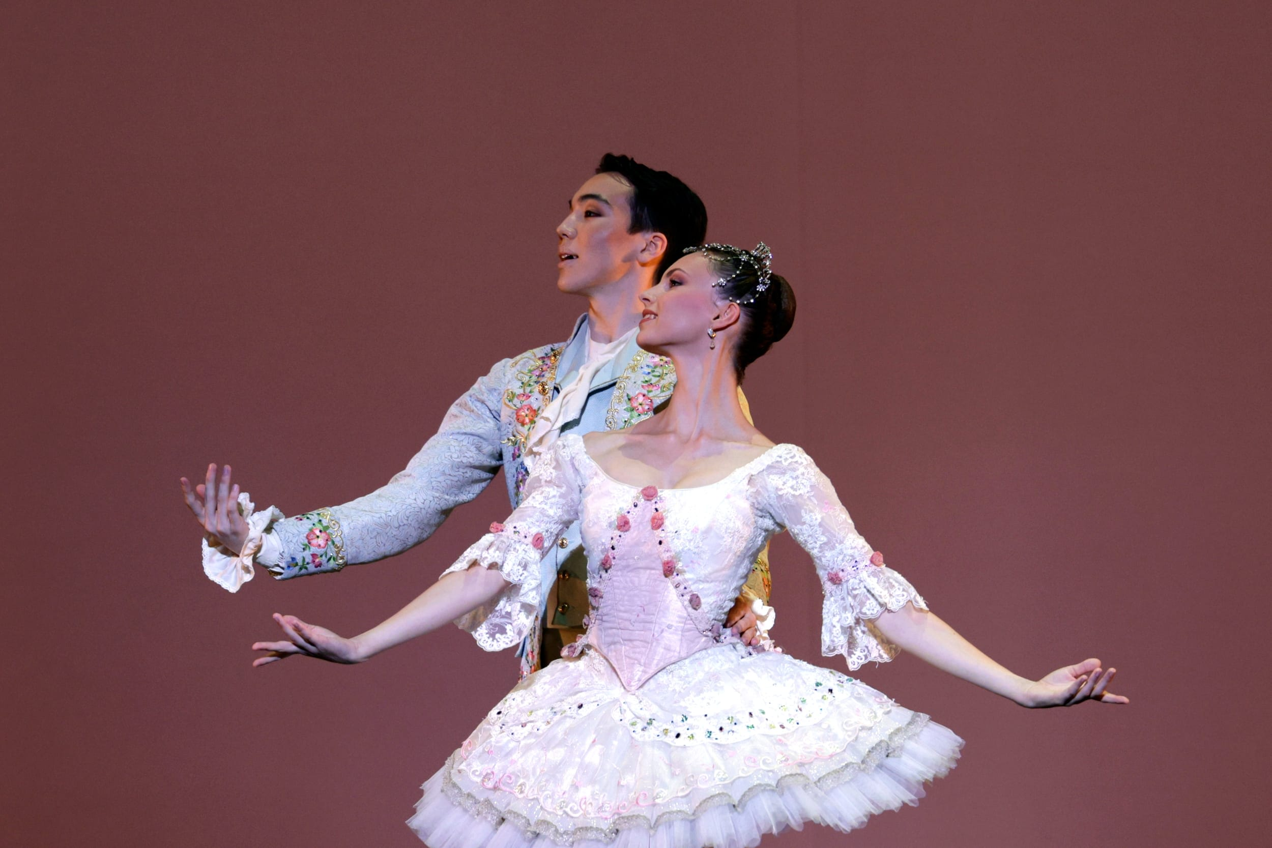 Jeunes danseurs de l'Opéra