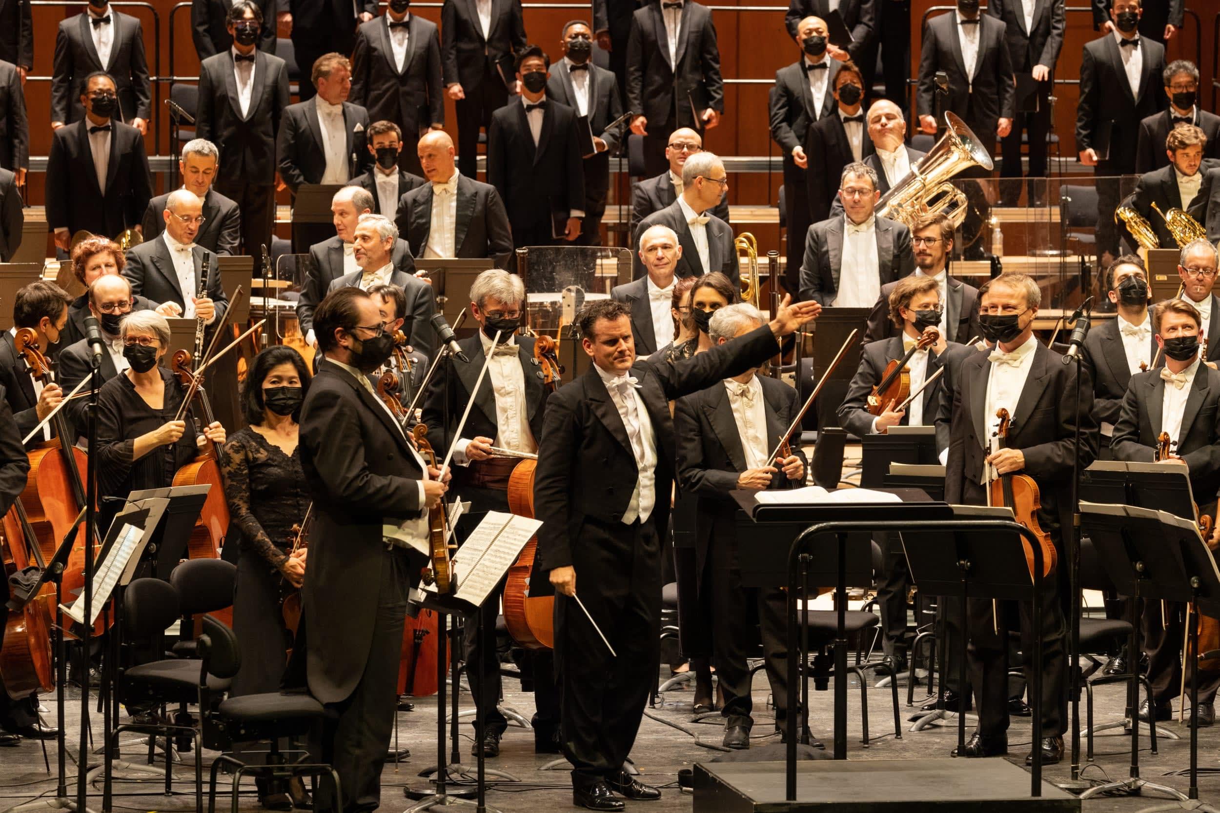 Concert exceptionnel - Philippe Jordan - 1