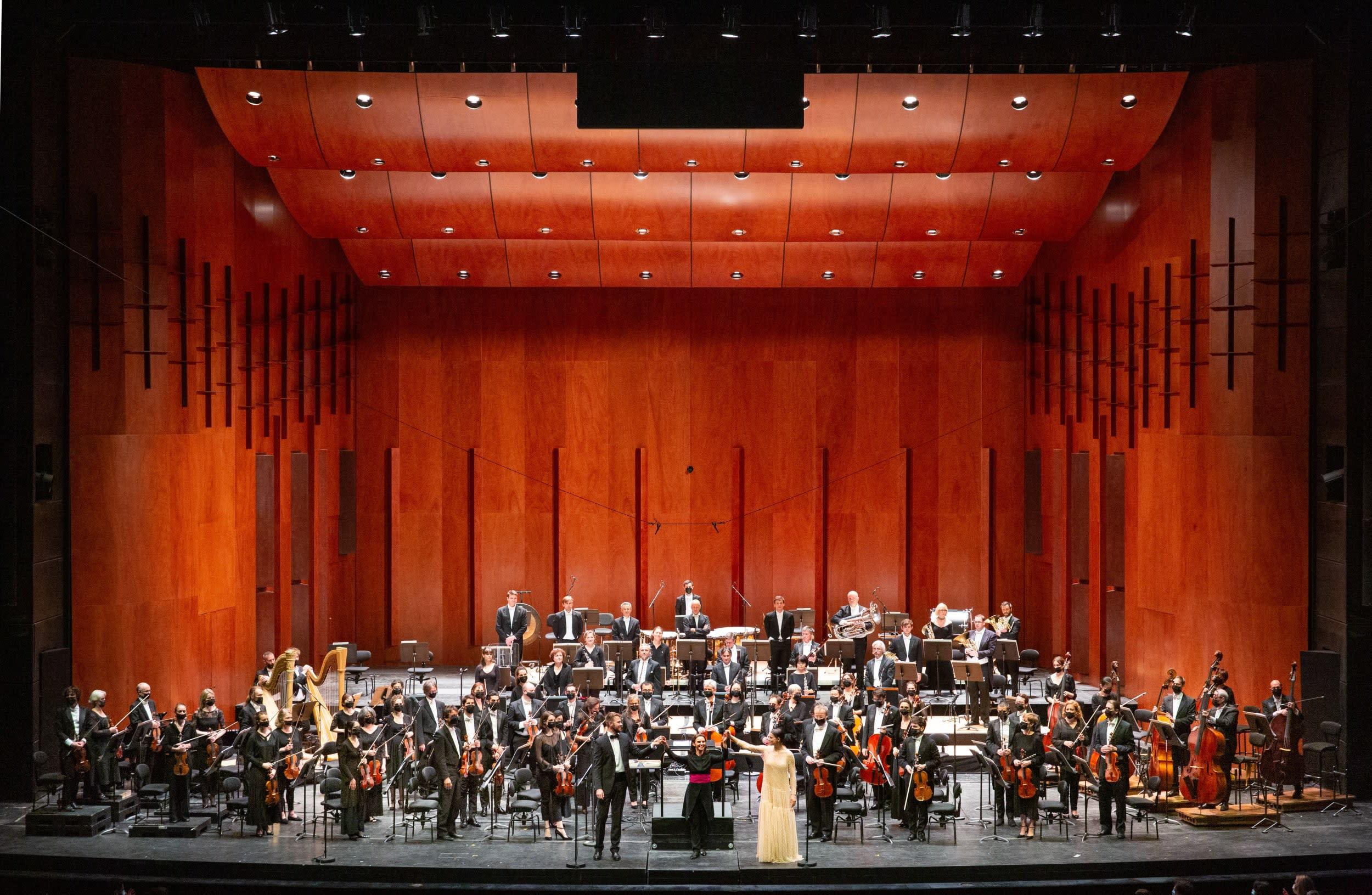 Concert Piotr Ilyitch Tchaikovski