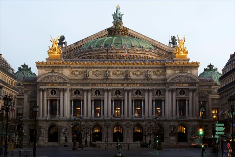 Visit The Palais Garnier