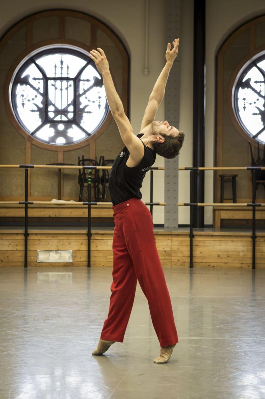 Envoûtante quiétude : A Suite of Dances de Jerome Robbins