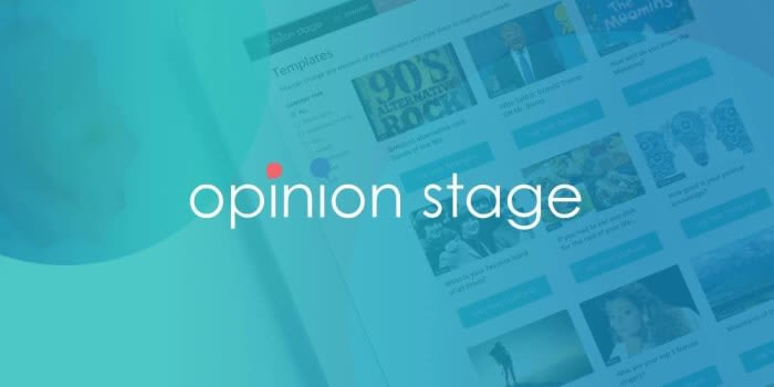 Opinion Stage Release Notes