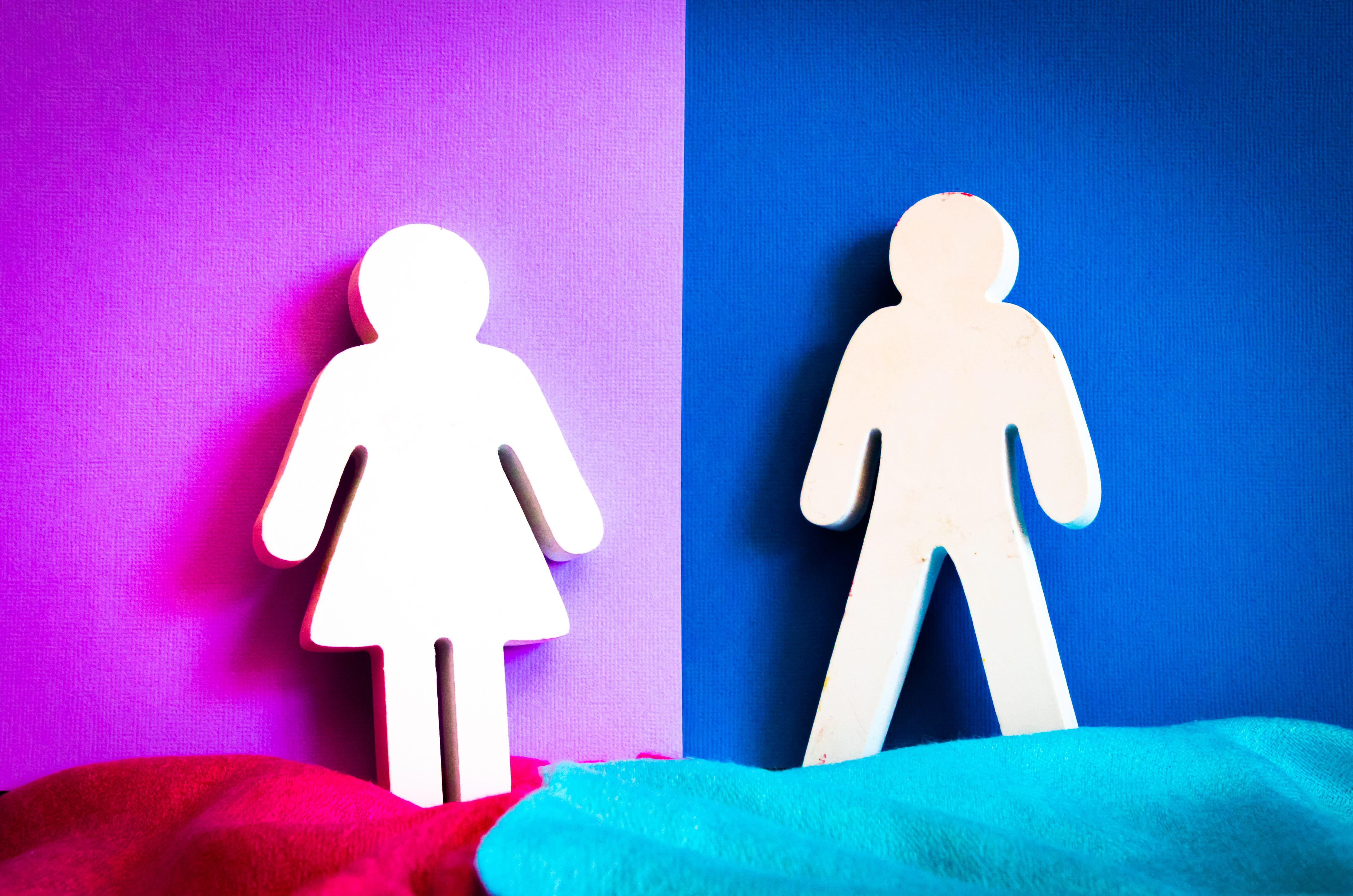 Gender demographic questions