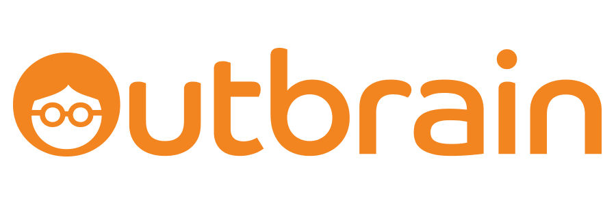 Outbrain logo wide