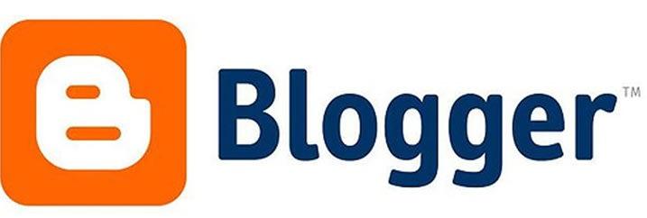 Blogger slideshow logo
