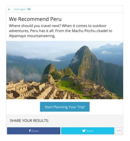 unique and memorable interactive content marketing experiences