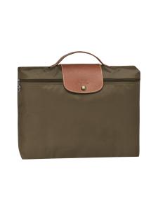 Longchamp - Le Pliage Document holder - Laukku - KHAKI   Stockmann