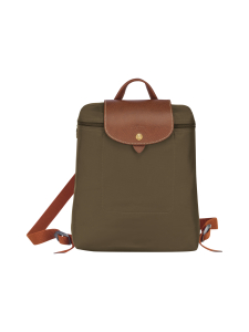Longchamp - Le Pliage Backpack -Reppu - KHAKI | Stockmann