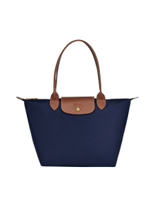 Longchamp - Le Pliage Shoulder Bag S -Laukku - NAVY | Stockmann