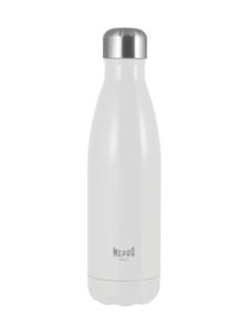 Mepra - BOB Blue Ocean Bottle-juomapullo 500 ml - VALKOINEN   Stockmann