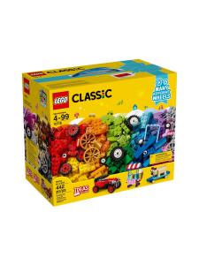 Lego Classic - LEGO CLASSIC Palikat pyörillä 10715 - null | Stockmann