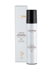 ATOPIK - ATOPIK Hydrate Kosteuttava Hyaluronivoide 24h 50 ml | Stockmann