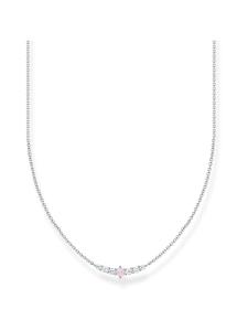 Thomas Sabo - Thomas Sabo Necklace vintage shimmering pink opal-coloured stone -kaulakoru | Stockmann