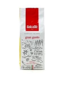 Italcaffé - Kahvi Papu Gran Gusto 1kg   Stockmann
