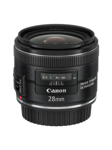 Canon - Canon EF 28mm f/2.8 IS USM | Stockmann