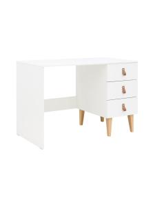 Lastenhuone.fi - Indiana Koulupöytä, 55cm x 120cm - VALKOINEN / PUU | Stockmann