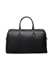 MMV Bags - Varese Overnighter Bag -nahkalaukku - MUSTA | Stockmann