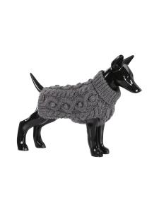 PAIKKA - Handmade Knit Sweater Grey - HARMAA | Stockmann