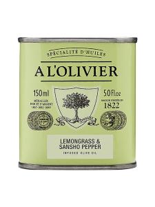 A L'Olivier - Oliiviöljy Sitruunaruoho Sansho-pippuri 150ml | Stockmann