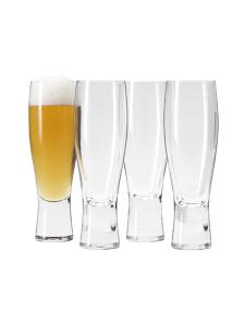LSA International - Olutlasi LSA Bar Lager Glass 400 ml (4 kpl) | Stockmann