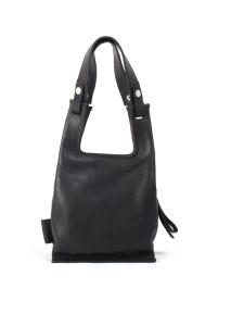 Lumi - Eco Supermarket Bag X-Small Black - MUSTA   Stockmann