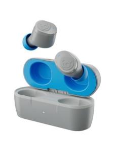 Skullcandy - JIB True Wireless -kuulokkeet - Light Grey/Blue | Stockmann
