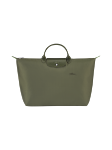Longchamp - LE PLIAGE GREEN - TRAVEL BAG L - LAUKKU - FOREST | Stockmann